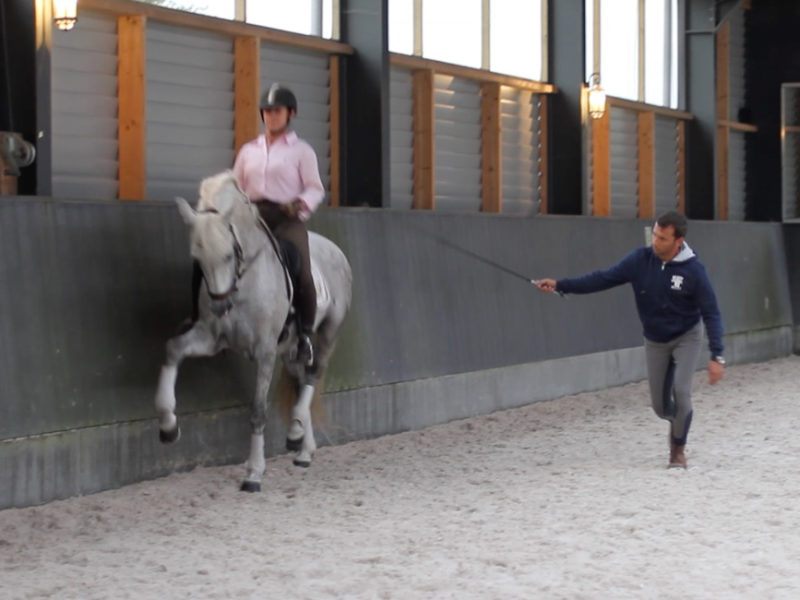 My interview with International Spanish Dressage Rider, Enrique Cruces
